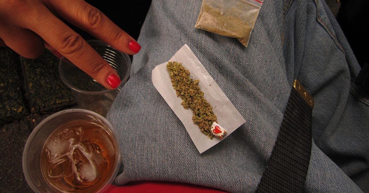 Adicto a la Marihuana